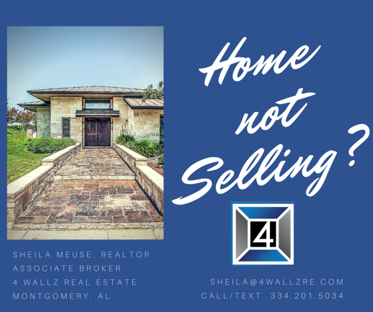 Home not selling-